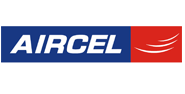 Aircel India Prepaid Wireless Top-Up