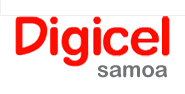 Digicel Samoa Prepaid Wireless Top-Up