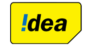 Idea Cellular India Prepaid Wireless Top-Up
