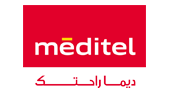 Meditel Morocco  Prepaid Wireless Top-Up