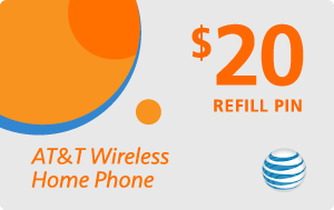 Buy the $15.00 AT&T Go Phone® Refill Minutes Instant Prepaid Airtime | On SALE for Only $14.95