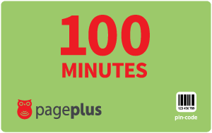 Buy the $10.00 Page Plus® Refill Minutes Instant Prepaid Airtime | On SALE for Only $10.00