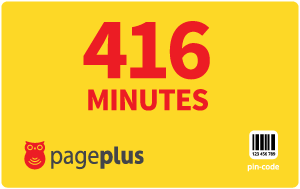 Buy the $25.00 Page Plus® Refill Minutes Instant Prepaid Airtime | On SALE for Only $25.00