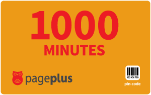 Buy the $50.00 Page Plus® Refill Minutes Instant Prepaid Airtime | On SALE for Only $50.00