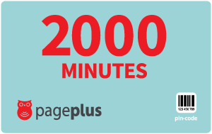 Buy the $80.00 Page Plus® Refill Minutes Instant Prepaid Airtime | On SALE for Only $80.00