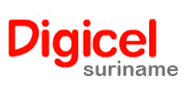 Digicel Suriname Prepaid Wireless Top-Up