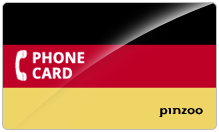 Germany PINZOO Power Germany Phone Cards