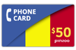 $60.0000 PINZOO Power Romania Phone Cards