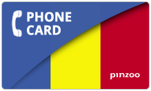 Romania PINZOO Power Romania Phone Cards