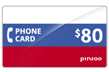 $80.0000 PINZOO Power Russia Phone Cards