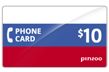 $10.0000 PINZOO Power Russia Phone Cards
