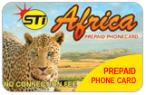 STI Africa International & Domestic Phone Calling Cards