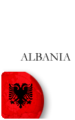 Albania PINZOO Bronze Phone Cards