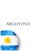 Argentina PINZOO Silver Phone Cards
