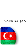 Azerbaijan PINZOO Gold Phone Cards