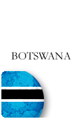 Botswana PINZOO Bronze Phone Cards