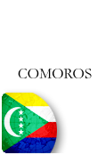 Comoros PINZOO Bronze Phone Cards