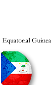 Equatorial Guinea PINZOO Bronze Phone Cards