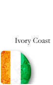 Ivory Coast PINZOO Silver Phone Cards