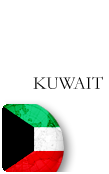 Kuwait PINZOO Bronze Phone Cards