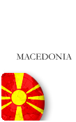 Macedonia PINZOO Bronze Phone Cards
