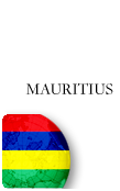 Mauritius PINZOO Silver Phone Cards