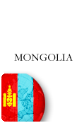 Mongolia PINZOO Bronze Phone Cards