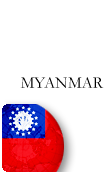 Myanmar PINZOO Bronze Phone Cards