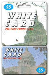 SoCal White Card International & Domestic Phone Cards & Calling Cards
