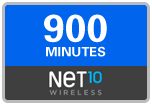 Buy the $60.00 Net10 Refill Minutes Instant Prepaid Airtime | On SALE for Only $58.79