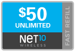 Buy the $50.00 Net10 ReUp Real Time Refill Minutes | On SALE for Only $49.79