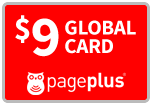 Buy the $9.00 Page Plus Refill Minutes Instant Prepaid Airtime | On SALE for Only $9.00