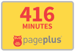 Buy the $25.00 Page Plus Refill Minutes Instant Prepaid Airtime | On SALE for Only $25.00