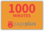 Buy the $50.00 Page Plus<sup>&reg;</sup> Refill Minutes Instant Prepaid Airtime | On SALE for Only $50.00