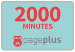 Buy the $80.00 Page Plus Refill Minutes Instant Prepaid Airtime | On SALE for Only $80.00