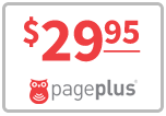 Buy the $29.95 Page Plus Refill Minutes Instant Prepaid Airtime | On SALE for Only $29.95