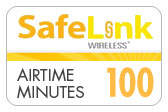 Buy the $19.99 Safelink Wireless Refill Minutes Instant Prepaid Airtime | On SALE for Only $19.89