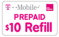 T-Mobile Prepaid Pay As You Go Minutes - 30 min/90 days