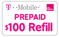 T-Mobile Prepaid Pay As You Go Minutes - 1,000 min/365 days (Gold Rewards)