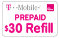 T-Mobile Prepaid Pay As You Go Minutes - 160 min/90 days