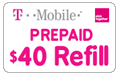 T-Mobile Prepaid Pay As You Go Minutes - 208 min/90 days