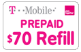 T-Mobile Prepaid Pay As You Go Minutes - 560 min/90 days
