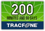 Buy the $39.99 Tracfone Refill Minutes Instant Prepaid Airtime | On SALE for Only $39.59