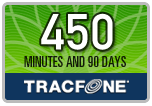Buy the $79.99 Tracfone Refill Minutes Instant Prepaid Airtime | On SALE for Only $78.99