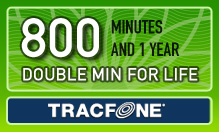 Buy the $124.99 Tracfone Refill Minutes Instant Prepaid Airtime | On SALE for Only $122.99