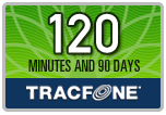 $29.69 Tracfone Refill Airtime Minutes