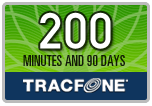 $39.59 Tracfone Refill Airtime Minutes