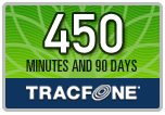$78.99 Tracfone Refill Airtime Minutes