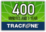 $97.99 Tracfone Refill Airtime Minutes
