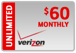Buy the $60.00 Verizon Prepaid Real Time Refill Minutes | On SALE for Only $59.49